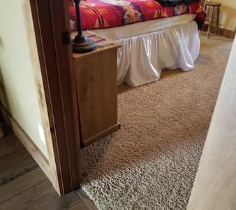 All bedrooms have a level entrance.