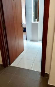 Apartment entry door
