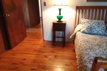 Bedroom 1  to hallway.