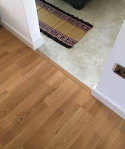 Floor is flat.