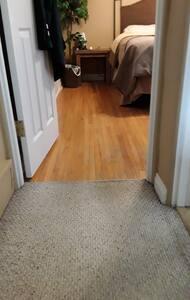 Vstup beze schodů či schodišť