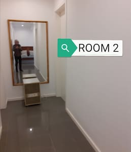 Pintu masuk luas