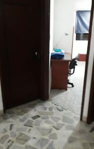 Ingreso a la habitación totalmente plano, sin gradas