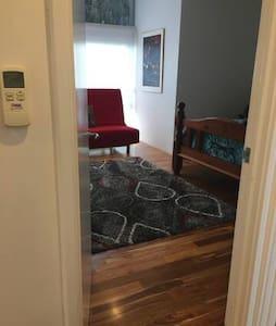 Main bedroom door width is 81cm