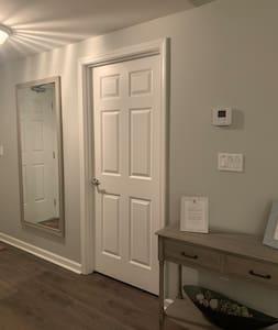 Door to bedroom #2