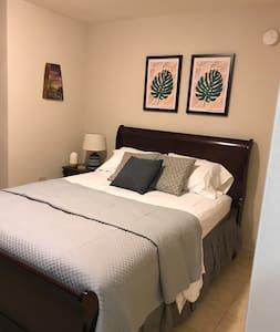 Ruang ekstra di sekitar tempat tidur