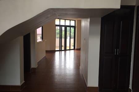 Hallway between Bedrooms #1 - #3
