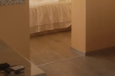 Enter in bedroom