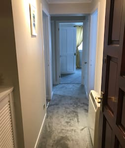 Entrance from close into apartment