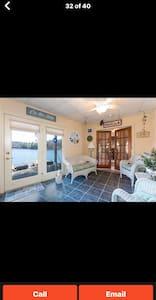 Double doors open to Masterbedroom suite