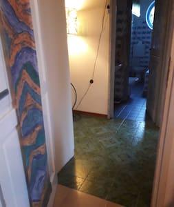accesso camera superiore a 81 cm