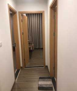 Easy to enter 3 bedrooms and 2 WC