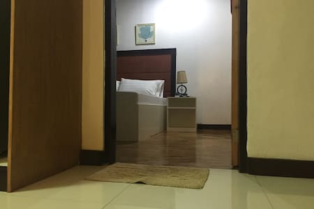 Entrance of Master's Bedroom