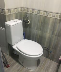 Toaleta na odpowiedniej wysokości
