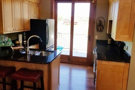 Kitchen has all basic amenities