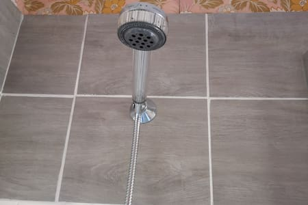 Douchette cabine de douche