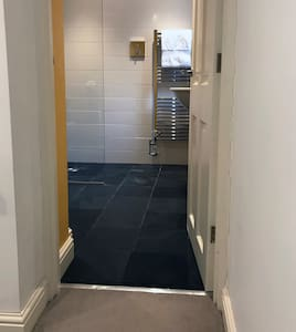 Step-free access to Shower Room