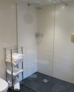 Step-free Shower