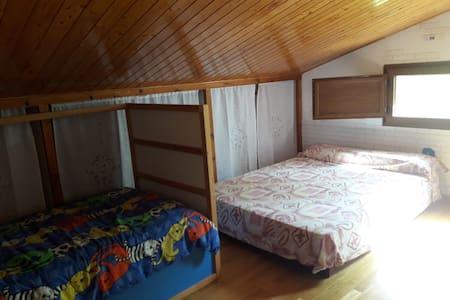 Yatağın etrafında ekstra alan