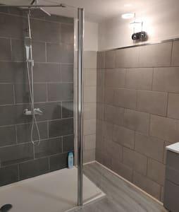 段差のないシャワー