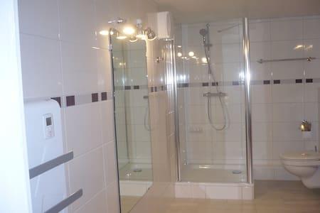 Фиксирани помощни перила в банята