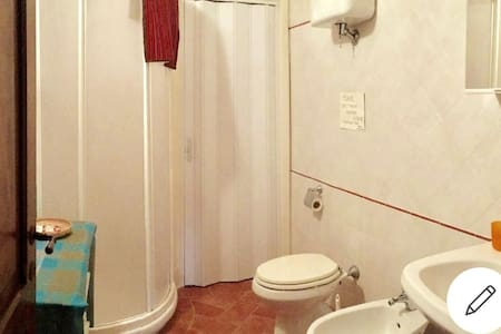 Bathroom is at the ground floor, no steps.