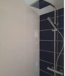 Handhållen dusch