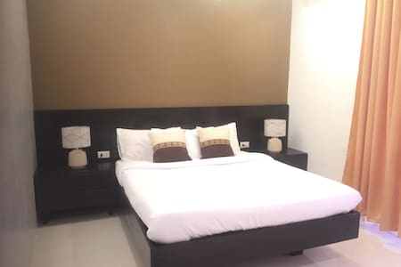 Wide spacious master bedroom with terrace