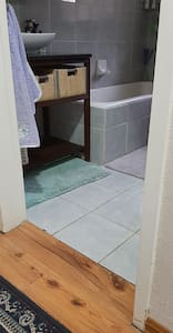 Flat service into your Bathroom