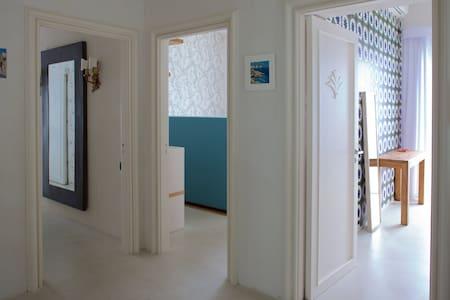 Ingresso delle tre camere da letto al primo piano