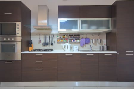 Fully Equipped high quality kitchen
