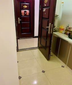 Вход към стаята без стъпала
