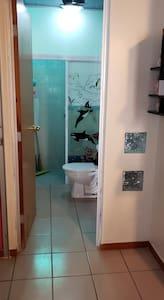 Entrada al baño