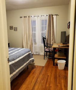 28 inch door first bedroom