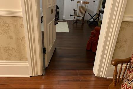 Oviatt Room Entrance
