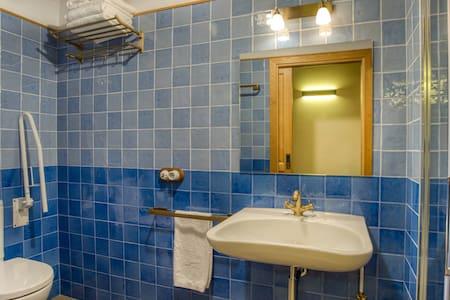 Фиксирани шипки за придржување до тоалетот