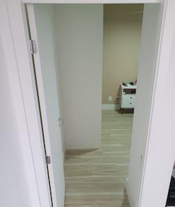 Entrada do quarto