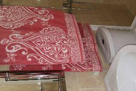 foto baño habitación