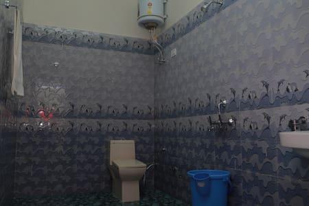 Tuvalet çevresinde fazladan alan