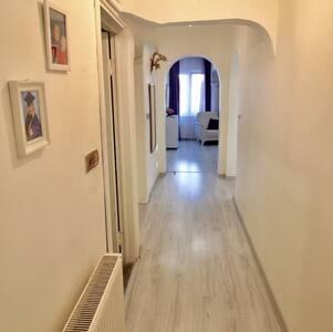 straight corridor