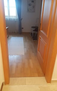 Eingang zum Schlafzimmer
