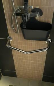 Barre de sécurité douche