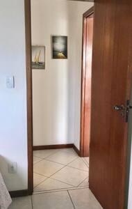 Entrada para o quarto