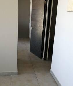 Puertas amplias de 90 cms