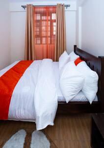 posteľ upravená na bezbariérový prístup