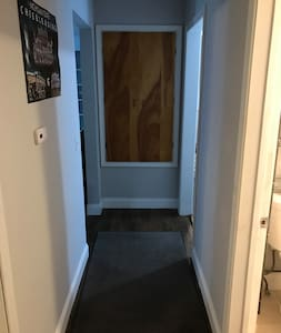 """All the door entrances are at least 32"""" or more"""