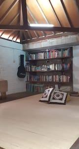 Ruang baca (Mezanin) Dilantai 2