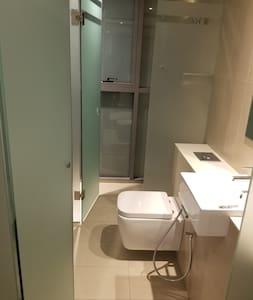 Toilet i tilgængelig højde