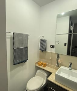 Toalett i åtkomlig höjd