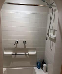 ראש מקלחת נשלף